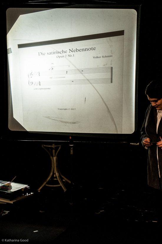 Patti Basler & Philippe Kuhn, Moderation, Présentation, Presentazione