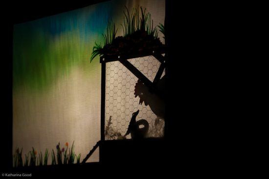 Théâtre couleurs d'ombre